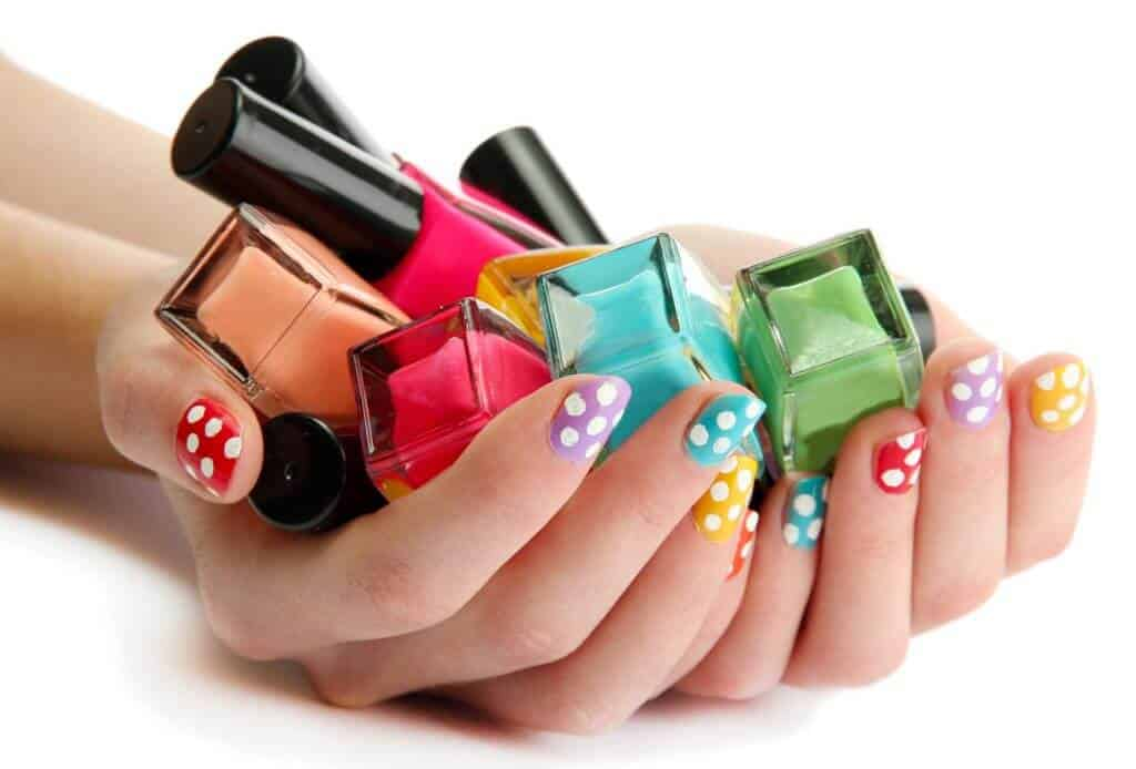 Nail Services offered Near Me